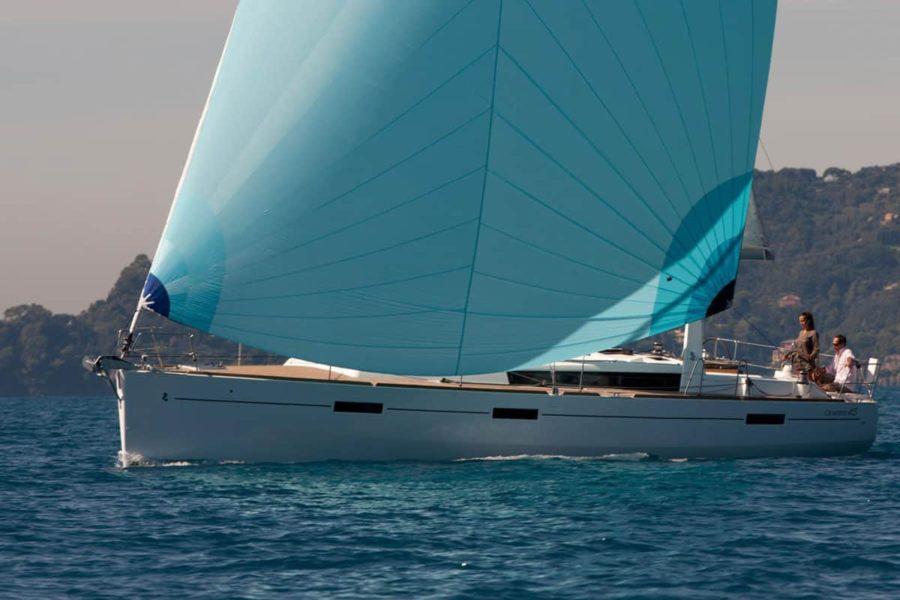 Segelyacht Oceanis 45