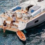Segelyacht Ferien Dalmatien