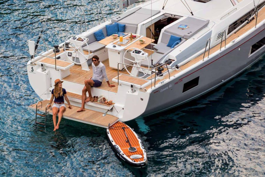 Segelyacht Ferien in Dalmatien